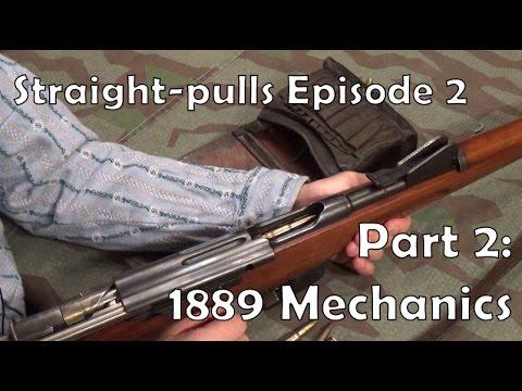 Swiss Straight-Pulls Episode 2bis: 1889 rifle mechanics