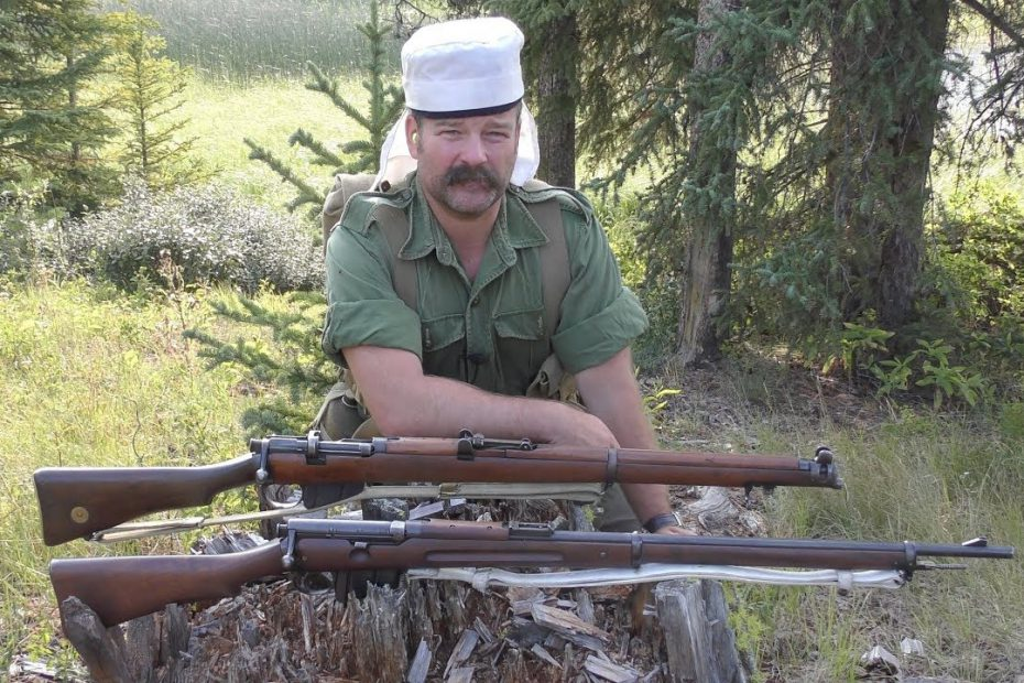 The Mk I Lee Metford and the Mk III* SMLE: From Boer War to Great War – Firepower Compared