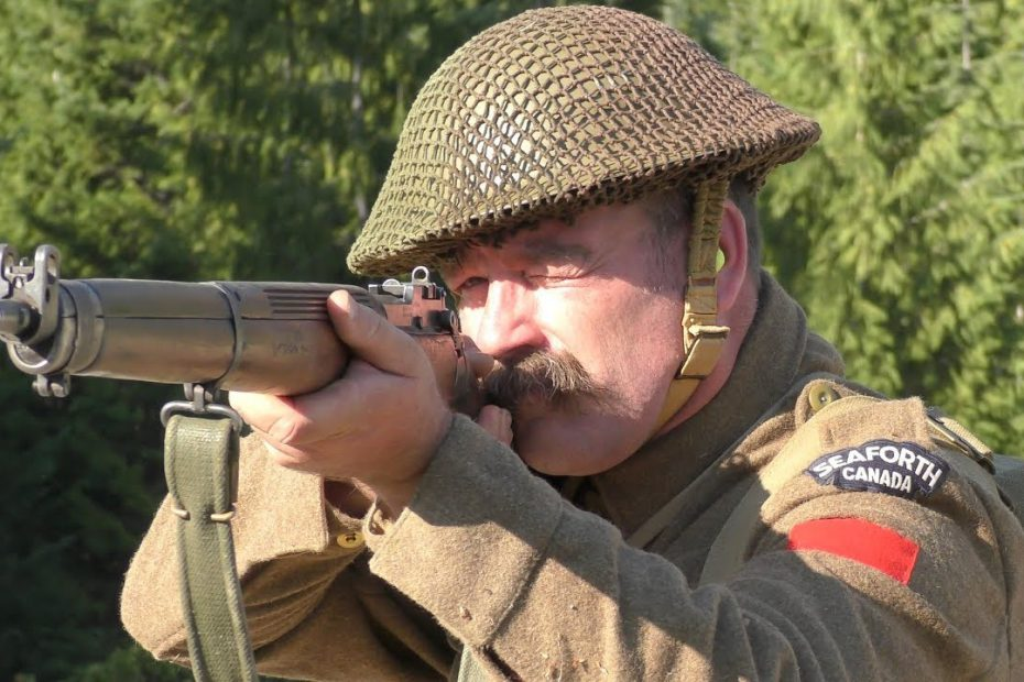 The No 4, Mk I* Lee-Enfield: Introduction