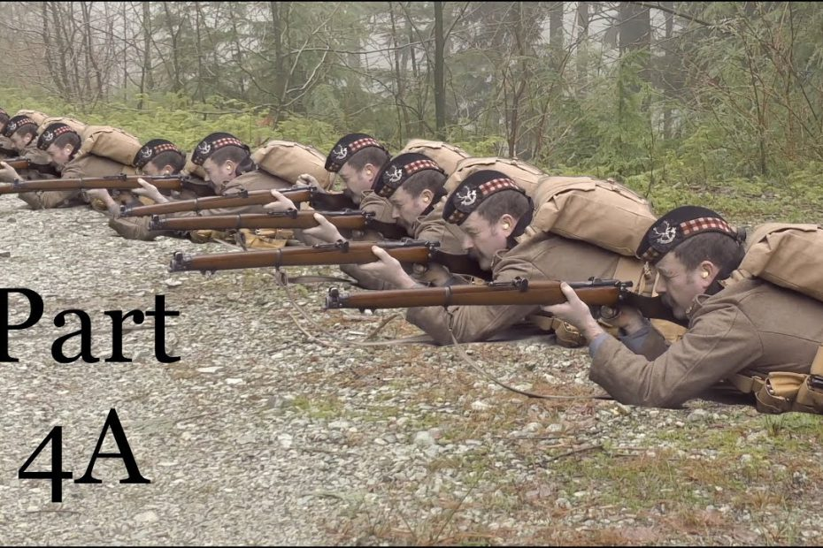 """""""The No 1, Mk III* Short, Magazine, Lee Enfield (SMLE):  Musketry of 1914 – PART FOUR """"A"""""""