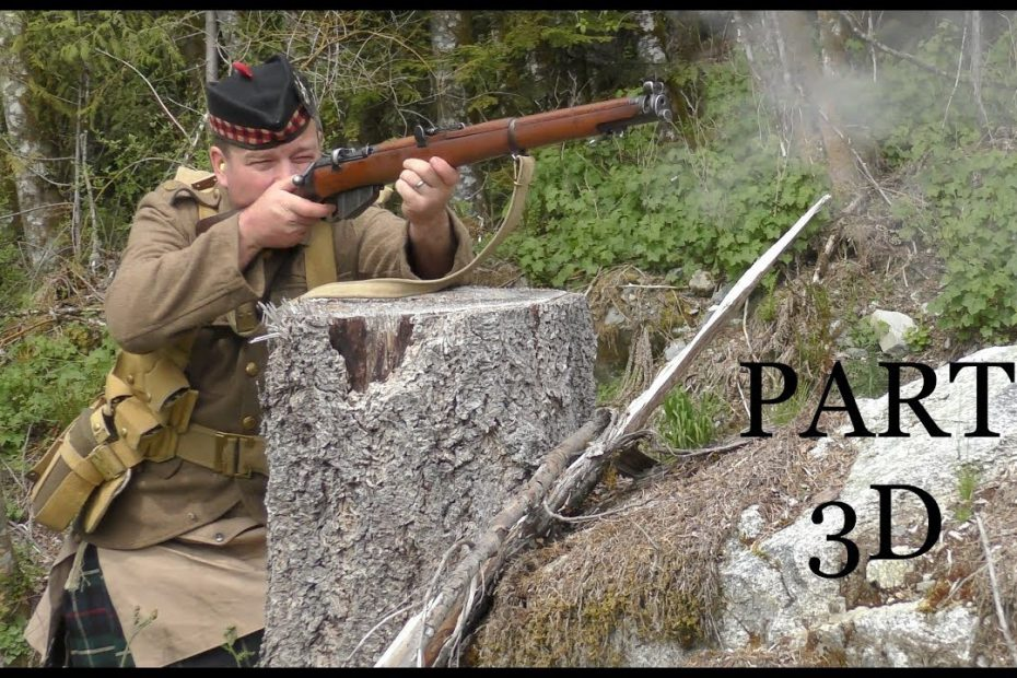 """The No 1, Mk III* Short, Magazine, Lee-Enfield (SMLE): Musketry of 1914 – PART THREE """"D"""""""