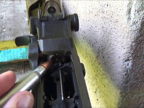 Can a .308″ M1 Garand slamfire if you put .30-06 in it?