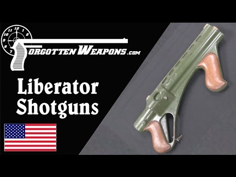 Winchester's Liberator Shotguns