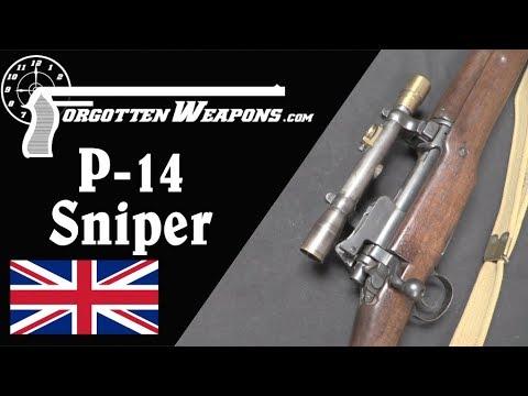 Pattern 14 MKI W (T) – The Best Sniper Rifle of World War One