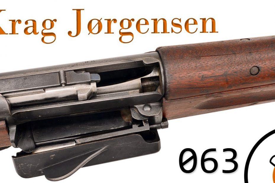 Small Arms of WWI Primer 063: U.S. Krag–Jørgensen Model 1898