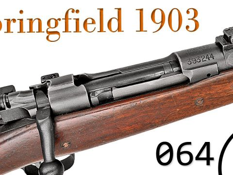 Small Arms of WWI Primer 064: U.S. Springfield 1903