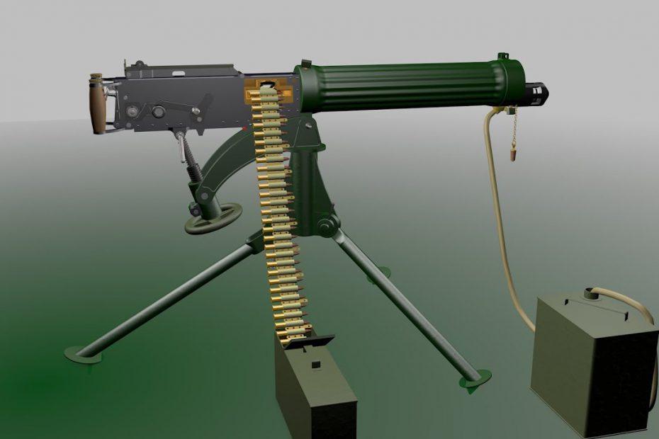 Vickers Mk1 1914