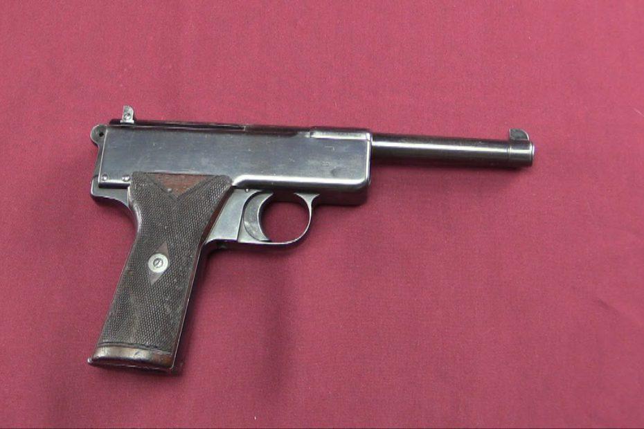 Webley Model 1904