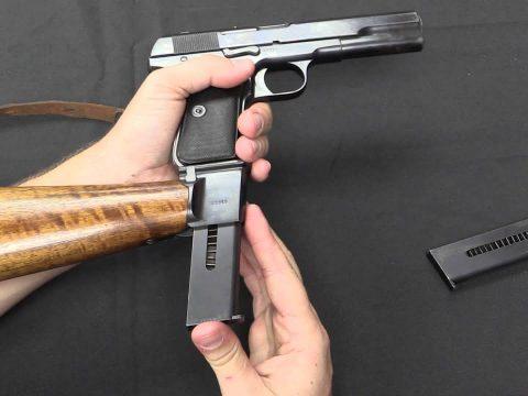 Stocked FN Model 1903
