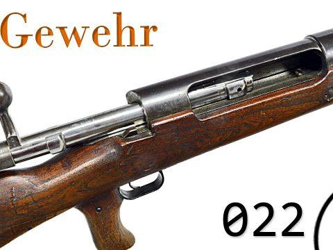 Small Arms of WWI Primer 022: German TankGewehr Anti-Tank Rifle