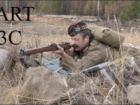 "The No1, Mk III*, Short, Magazine, Lee Enfield (SMLE):  Musketry of 1914 – PART THREE ""C""-"
