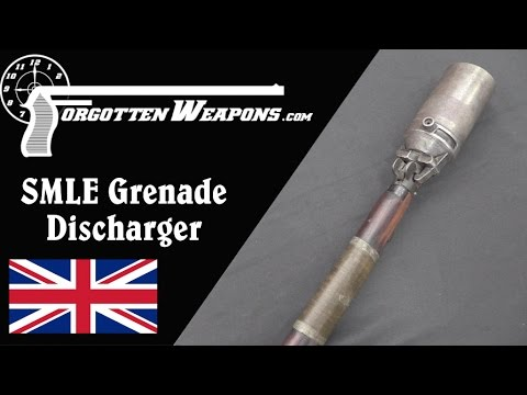 SMLE Rifle Grenade Launcher