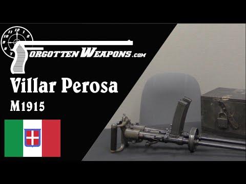 M1915 Villar Perosa