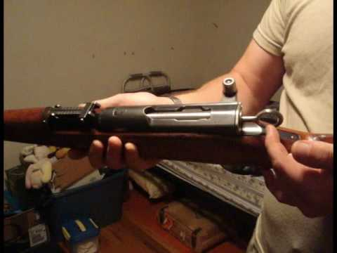 """""""What is that ring on a K31 Swiss bolt for?"""" Iraqveteran8888 K-31"""