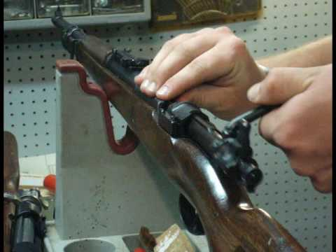 """Review of the Mauser series of Rifles Part 2"""