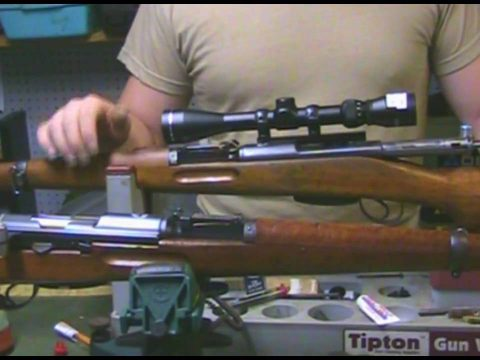 """Overview of the K31 Series of Rifles- Part 1"""