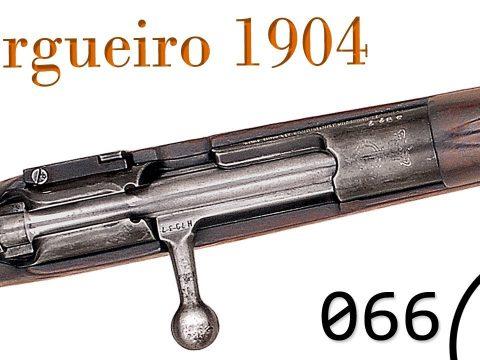 Small Arms of WWI Primer 066: Portuguese Vergueiro