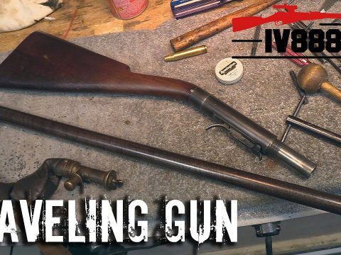 "New England ""Traveling Gun"" with Anvil Gunsmithing"