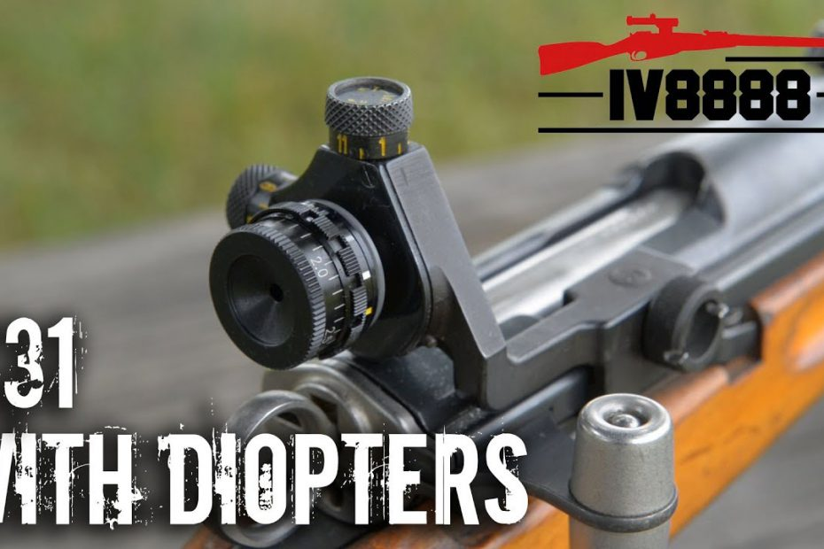 K31 with Diopters