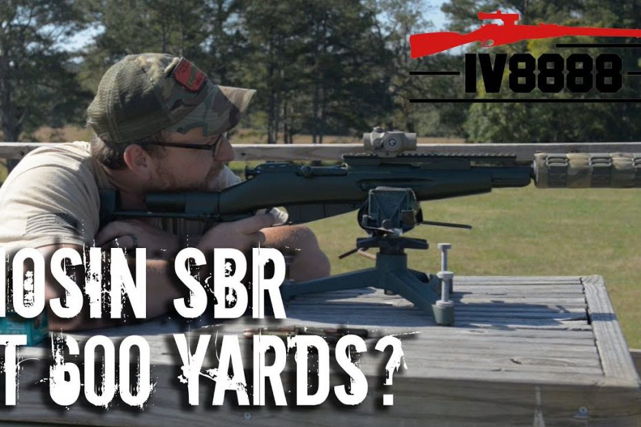 10.5″ Mosin SBR at 600 Yards?