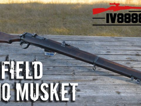 Enfield No1 MkIII .410 Musket