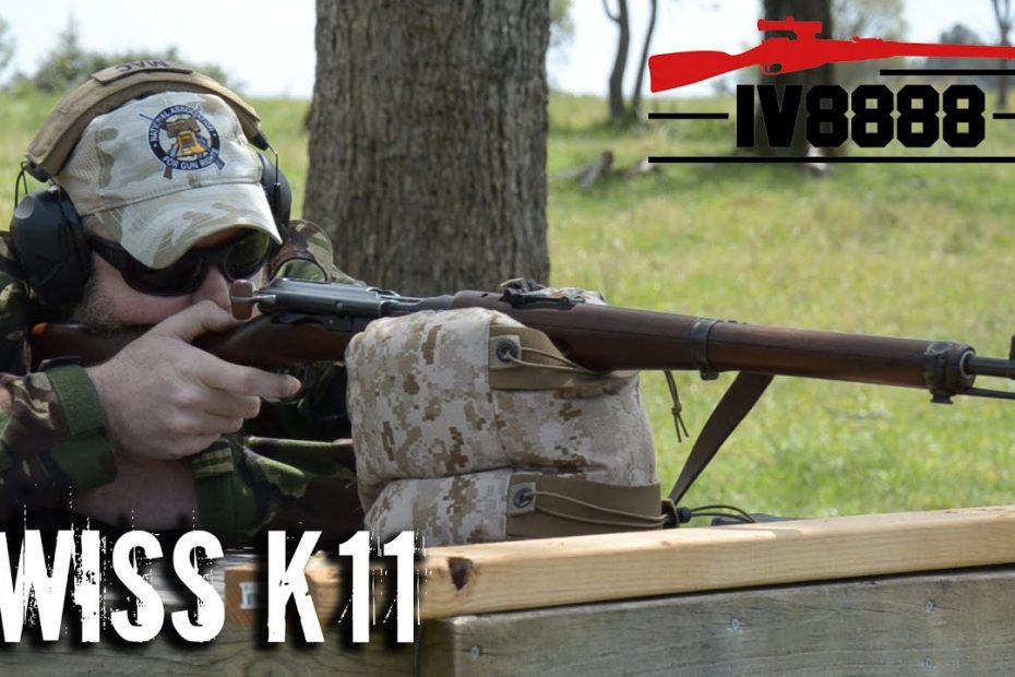 Swiss K11 With Military Arms Channel