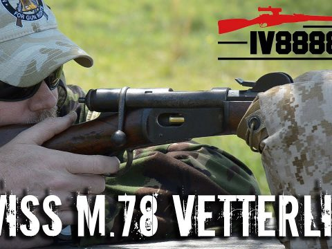Swiss M.78 Vetterli with Military Arms Channel