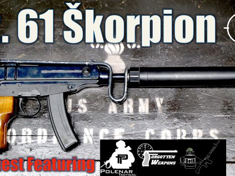 Vz61 Skorpion (full review)- Feat. Forgotten Weapons, Polenar Tactical, BOTR CZ Scorpion (Milsurp)