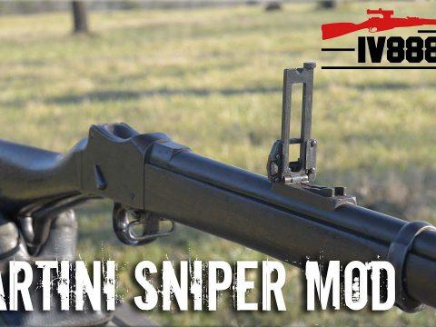 "Martini-Henry ""Sniper"" Ross Peep Sight Modification"