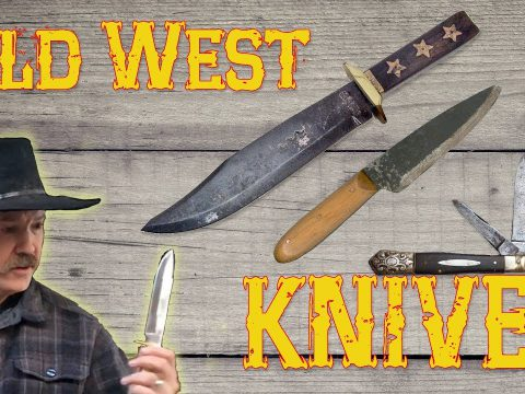 Knives in the Old West