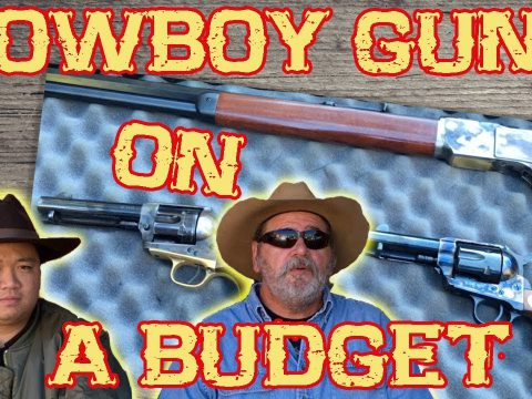 Budget Cowboy Guns
