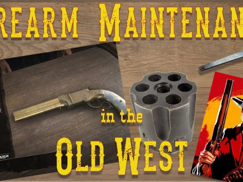 Firearm Maintenance in the Old West