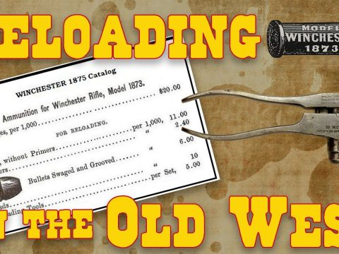 Reloading in the Old West