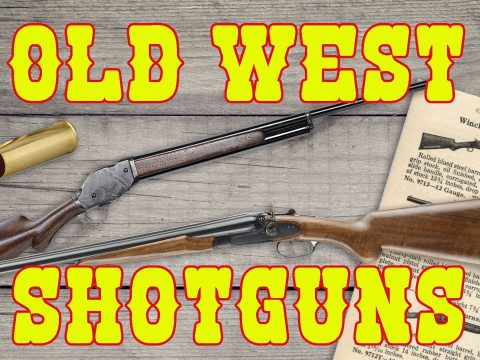 Historic Old West Shotguns