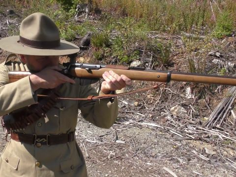 The Mk I Lee-Metford:  A Comparison with the Mk I Lee-Enfield