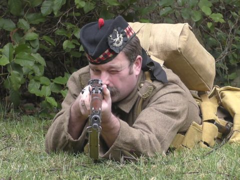 The No 1, Mk III*, Short, Magazine, Lee-Enfield (SMLE): Musketry of 1914 -PART TWO-