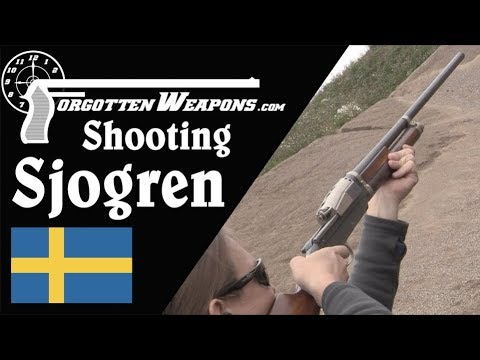 Shooting the Sjogren Inertial Shotgun