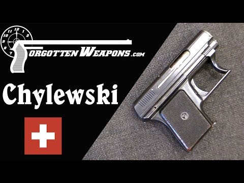 SIG Chylewski: One-Handed Vest Pocket Automatic
