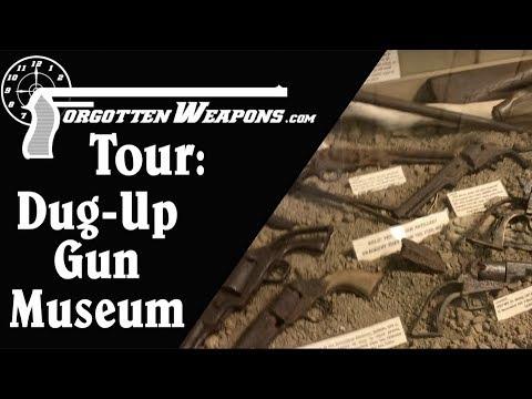 Virtual Tour: Cody Dug-Up Gun Museum