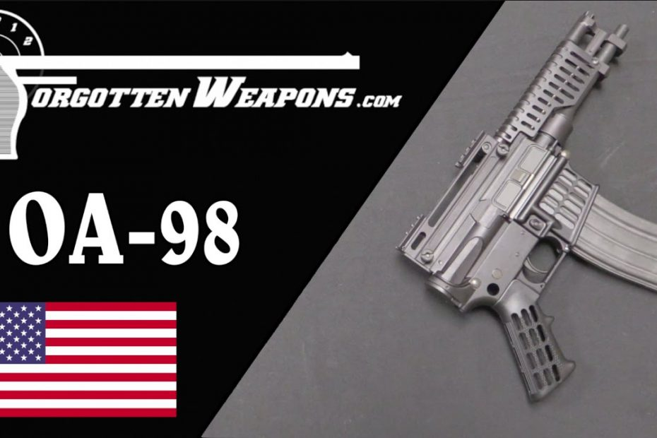 Olympic Arms' OA-98 AR Pistol – A Strange Product of the AWB