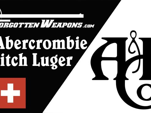 Abercrombie & Fitch Luger