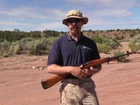 """No5 MkI Enfield """"Jungle Carbine"""""""