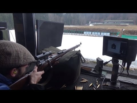EXTRA VIDEO: Mosin Nagant M1891/30 PU at 300m confirming a German statement