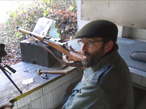 How to zero a Swiss K31 rifle (or K11 or many any other milsurps for that matter)