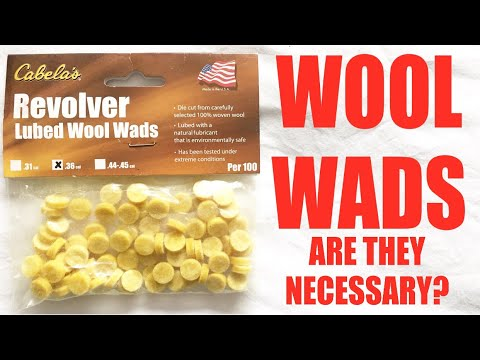 Wool Wads… Are They Necessary?