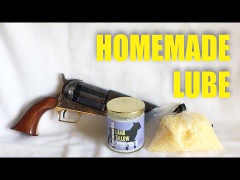 How To Make Black Powder Lube