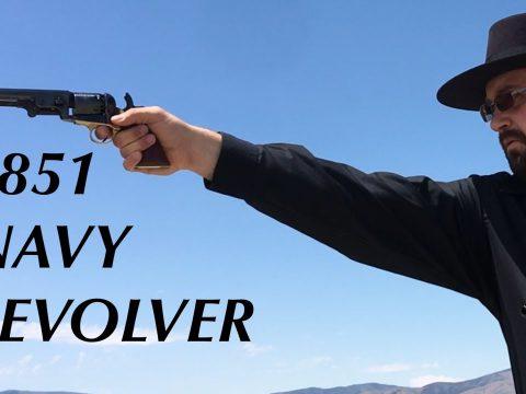 Pietta 1851 Navy Revolver