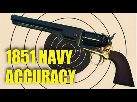 1851 Navy: Accuracy Test