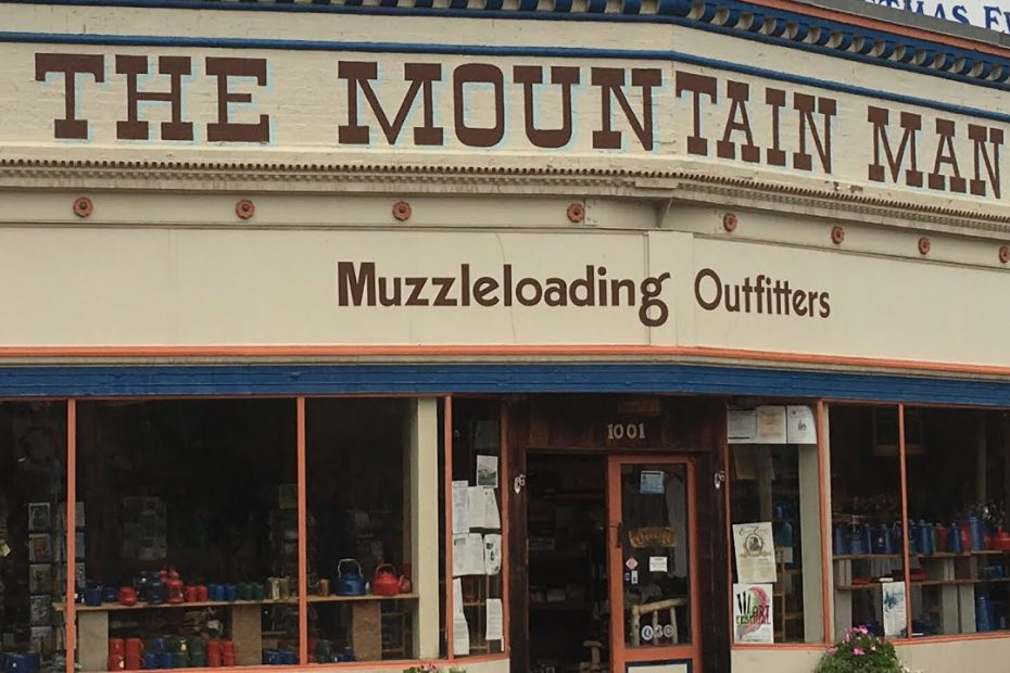 The Mountain Man: A Great Resource For Black Powder Shooters