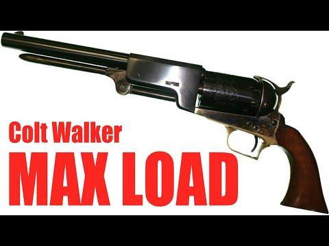 Colt Walker: Maximum Load